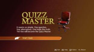 Quizz Master screenshot