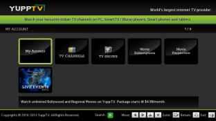 YuppTV screenshot3