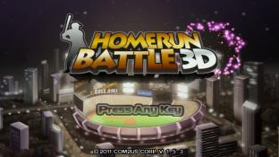 Homerun Battle 3D screenshot