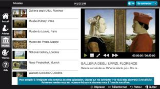 THE MUSEUM CHANNEL screenshot1
