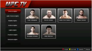 UFC.TV screenshot2