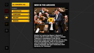 Berliner Philharmoniker screenshot2