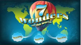 7Wonders of The World screenshot