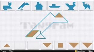 Tangram screenshot3