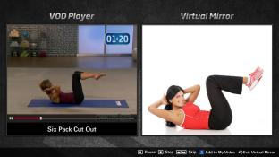 Fitness VOD screenshot2