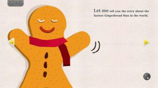 Gingerbread Man screenshot1