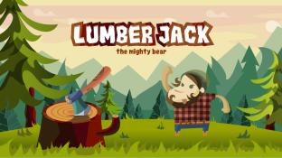 Lumberjack: the mighty bear screenshot