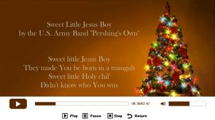 Christmas Carols screenshot1