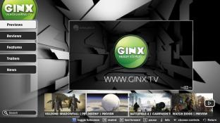 Ginx TV screenshot